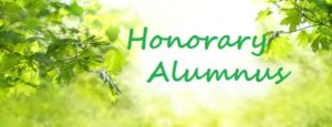 The Nomination of the nineteenth Honorary Alumnus of CNEC Christian College 2020-2021
